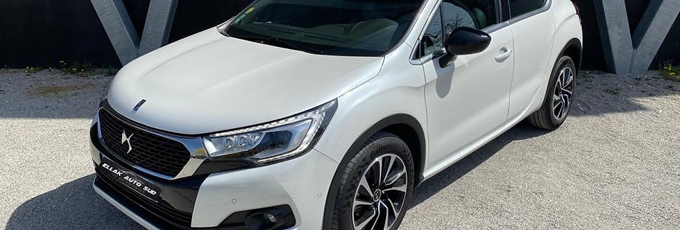DS 4 Crossback 1.6 BlueHDi 120CH EAT6
