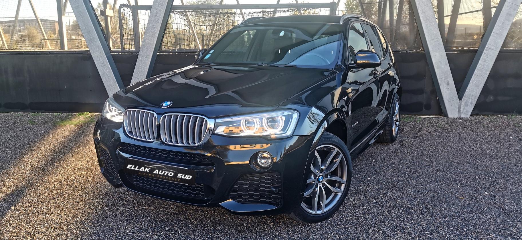 BMW X3 - Ellak Auto Sud