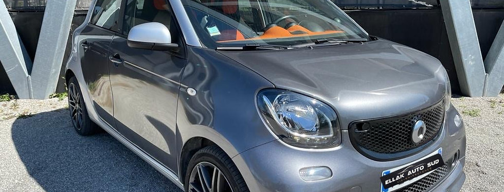 Smart Forfour 90ch passion twinamic BVA PACK BRABUS