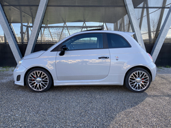 Fiat 500 Abarth - Ellak Auto Sud