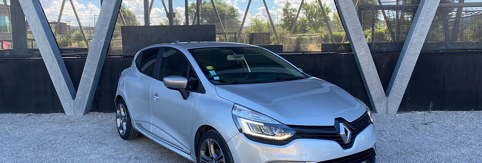 Renault Clio 4 dCi 90ch GT Line Full Led