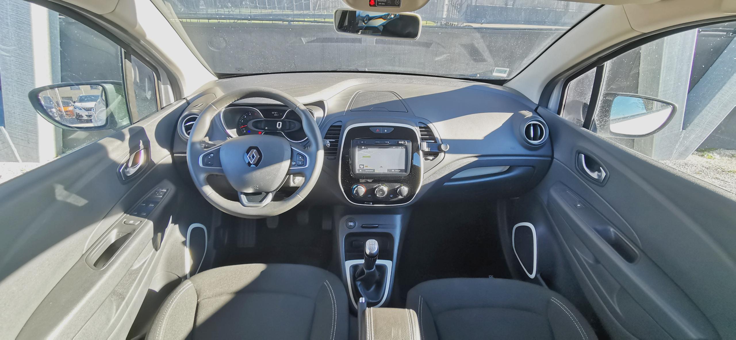 Renault Captur - Ellak Auto Sud