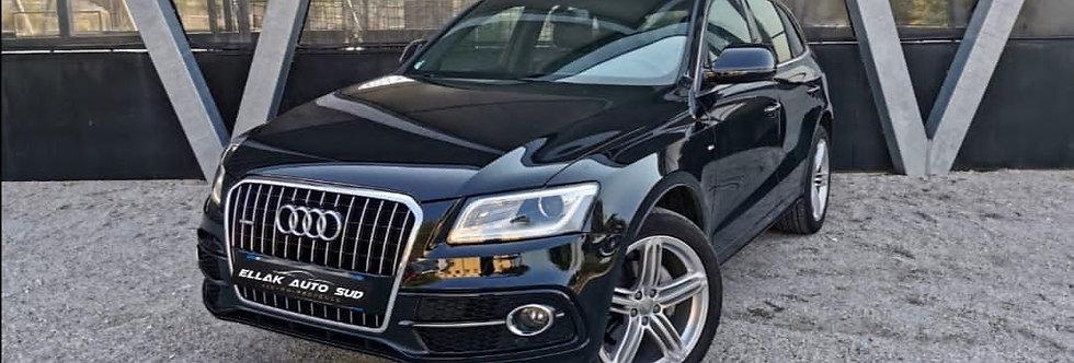 Audi Q5 2.0 TDI 190 QUATTRO S line S tronic 7