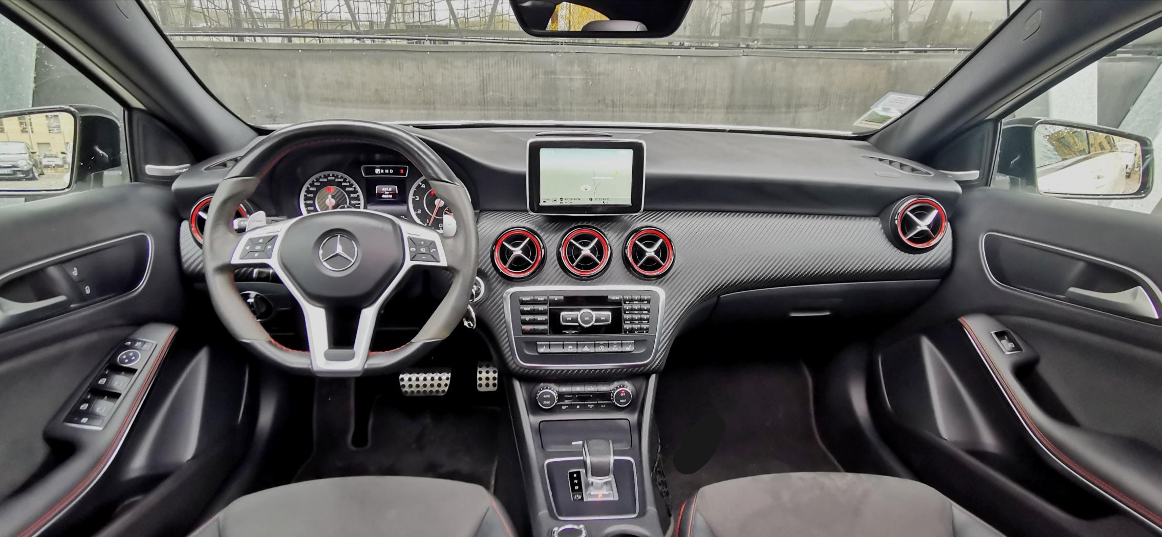Mercedes A 45 AMG - Ellak Auto Sud