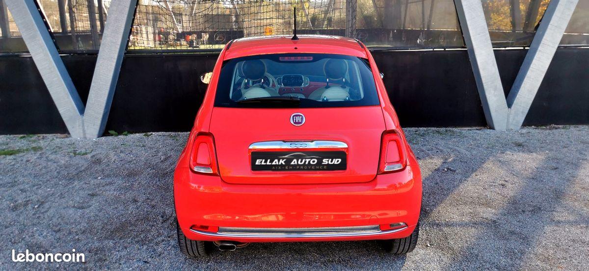 Ellak Auto Sud - Fiat 500