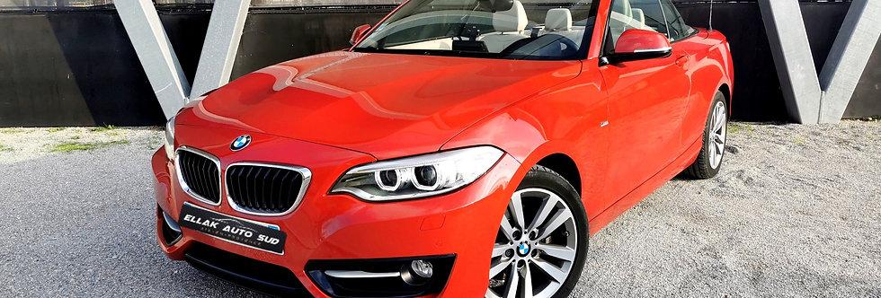 BMW Série 2 Coupé CAB 220D LOUNGE 190CH