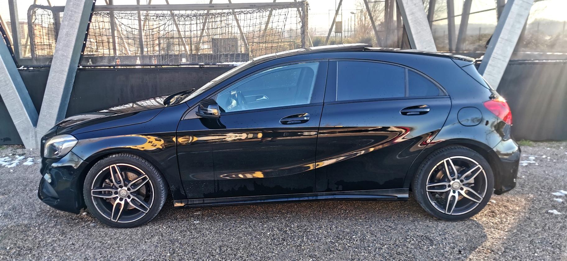 Mercedes Classe A 200d - Ellak Auto Sud