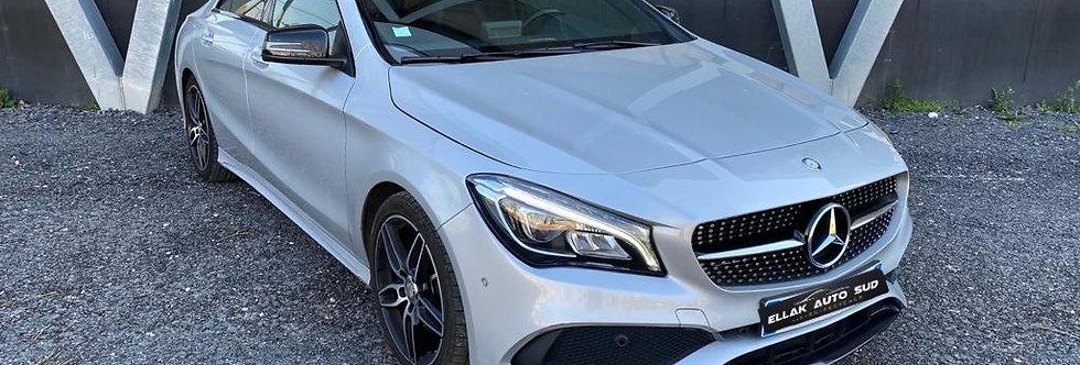 Mercedes-benz CLA 220 d Fascination 7G-DCT