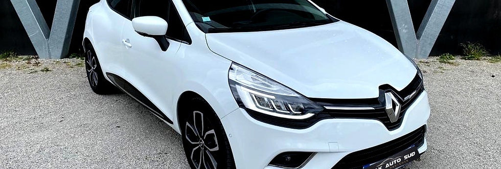 Renault Clio 4 dCi 90ch Intens Full Led