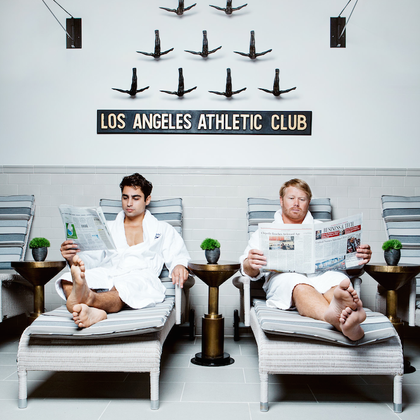 L.A. Staycations