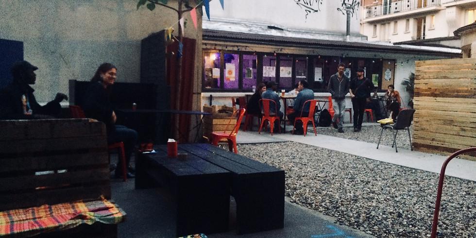 APERO DES RESIDENTS #1