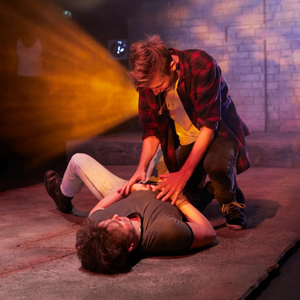 Romeo & Juliet - Mad Blood Stirring