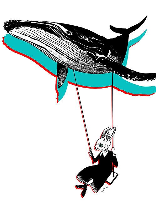 Whale Swing