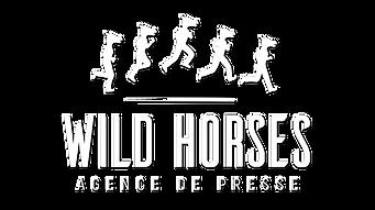LOGO - WILD HORSES [AGENCE DE PRESSE]- B