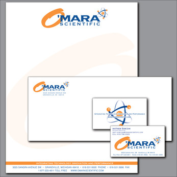 O'Mara Identity Items