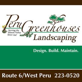Peru Greenhouses Logo & Signage