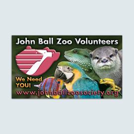 JBC Volunteers Card