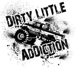 DLA Mud Truck Art