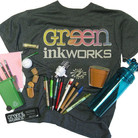 Green Ink Works Promotional Items
