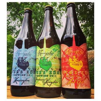 River's Edge Bottle Labels