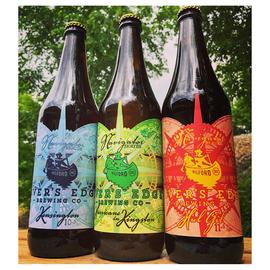 River's Edge Bottle Labels