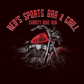 Red's Sports Bar & Grill Shirt