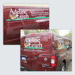 Adeline Leigh Delivery Van