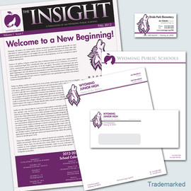 WPS Identity Items & Newsletter