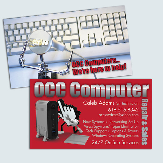 OCC Business Card