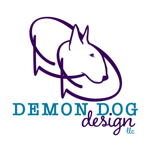 Demon Dog Design Logo