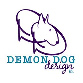 Demon Dog Design Logo