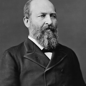 James A. Garfield Papers at the Library of Congress