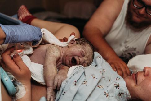 Hospital Birth - Sacramento Births - Rai