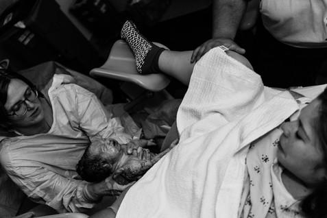 Sacramento Birth and Newborn Photographer | Raising Love Photo and Films