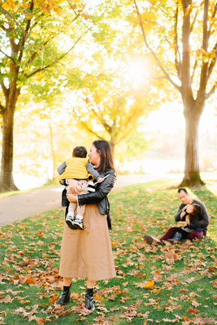Fall Mini Session - Sacramento Families