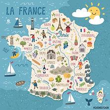 apprendre le français FLE pour travailler et vivre en France, pour natifs voyageant au Canada, Afrique, Antilles, Polynésie