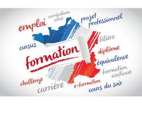 cours individuels ou collectifs, en ligne ou en face à face pour natifs et étrangers, préparation CV lettre entretien recrutement, communication, coaching