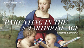 Parenting in the Smartphone Age: An Online Seminar
