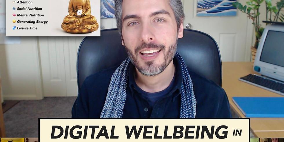 Digital Wellbeing in Extraordinary Times