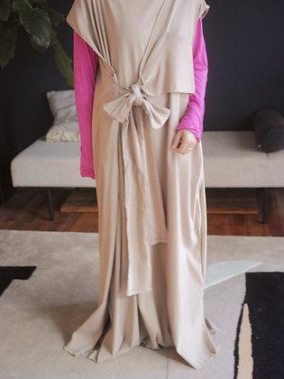 slit pocket dress