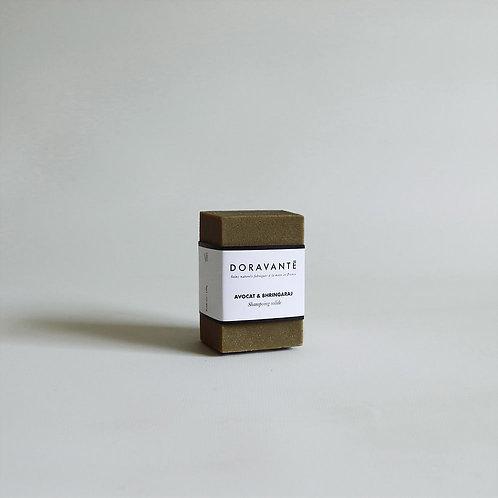 Le Shampoing Solide Avocat & Bhringaraj