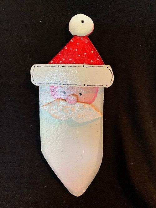 Santa long beard