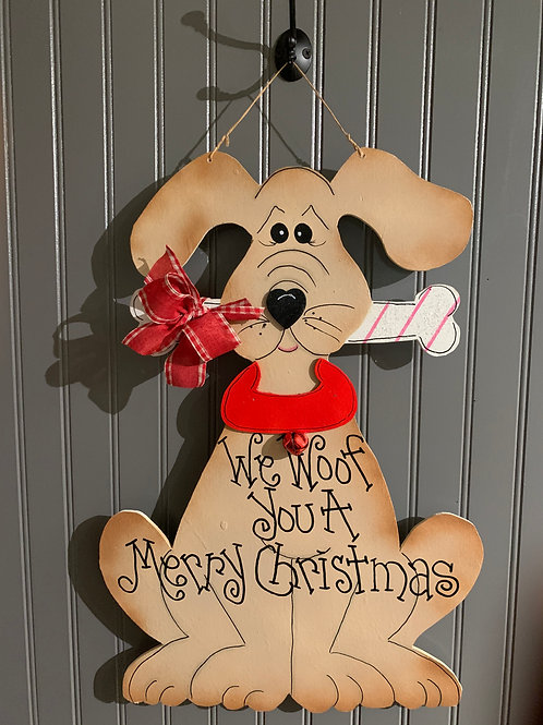 Woof Christmas