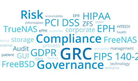 White paper: TrueNAS Privacy and Security Compliance Features