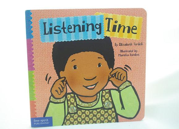 Livro de história - Listening Time