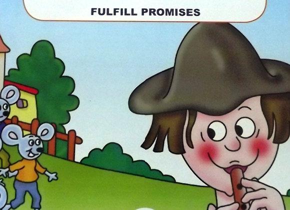 Fulfill promises / Cumprir as promessas