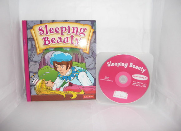 Livro com CD - Sleeping Beauty