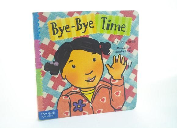 Livro de história - Bye-Bye Time