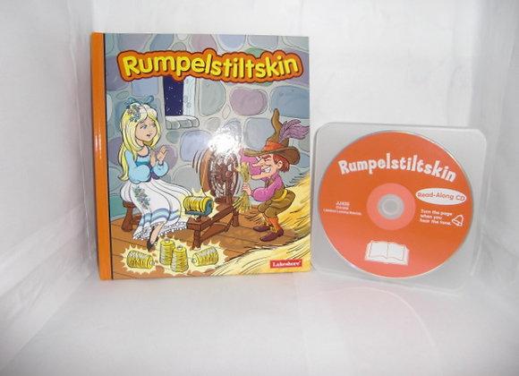 Livro com CD - Rumpelstiltskin