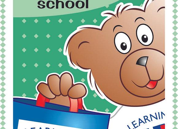 Livro - B.B Bear goes to school